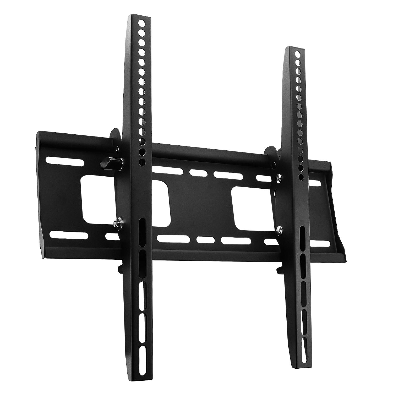 Tv wandhalterung bis 65 zoll 75kg neigbar deleycon - Tv wandhalterung 75 zoll ...