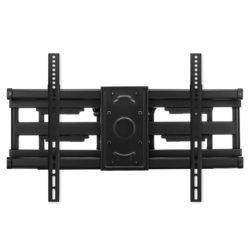 deleycon universal tv wandhalterung 32 75 zoll 81 190cm neigbar schwenkbar bis 66kg. Black Bedroom Furniture Sets. Home Design Ideas