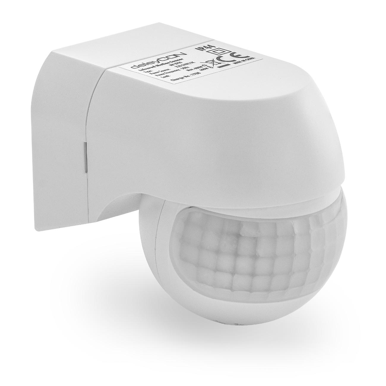 deleycon premium infrarot bewegungsmelder - für innen und außen